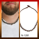 Paparazzi Accessories Joy Riding - Brown Urban Necklace