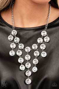 Paparazzi Accessories Rebel Remix - Silver Necklace