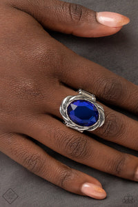 Paparazzi Accessories ZOO Hot To Handle - Yellow Ring