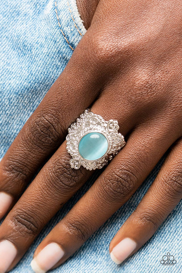 Paparazzi Accessories Bling Swing - Green Ring