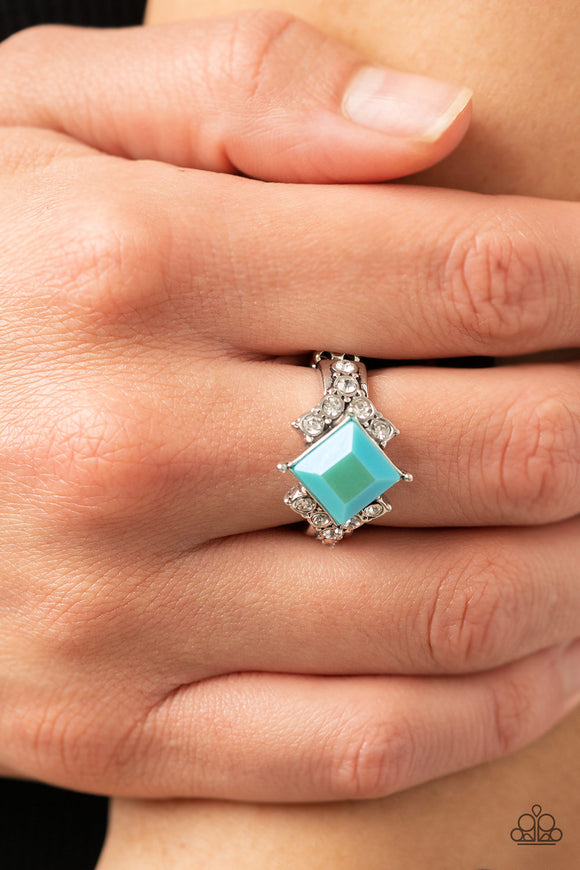 Paparazzi Accessories Ambrosial Garden - Orange Ring - Mel's Pretty It Up Boutique