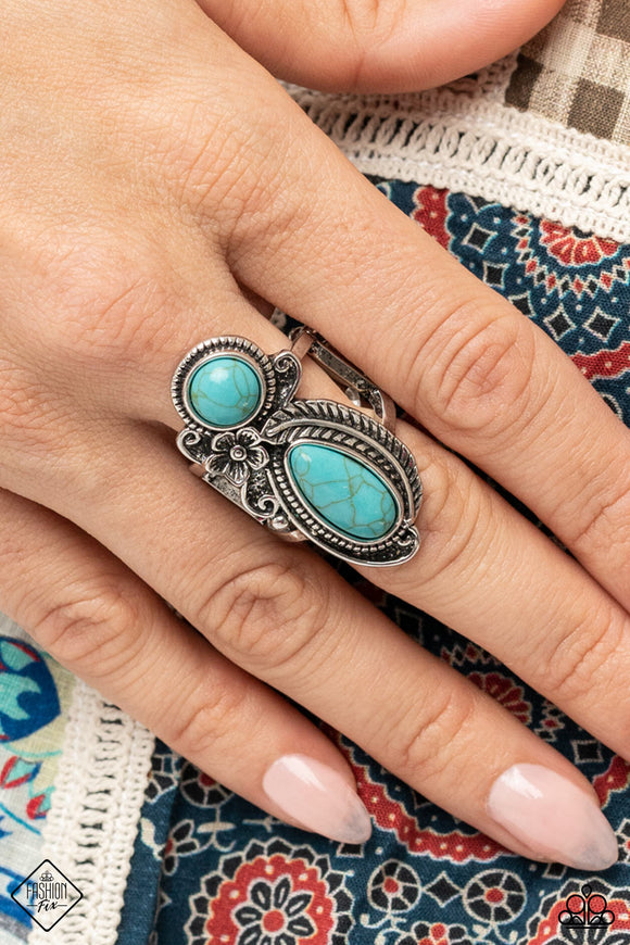 Paparazzi Accessories Your Royal Rogue-Ness - Silver Ring - Mel's Pretty It Up Boutique