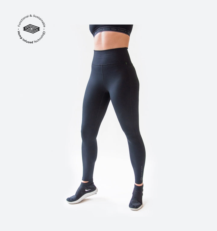 Woman wearing the Ability Pant product