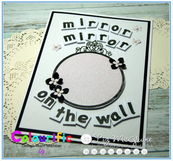 A6 Mirror Mirror Stamp Set