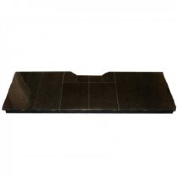 Granite hearth 54