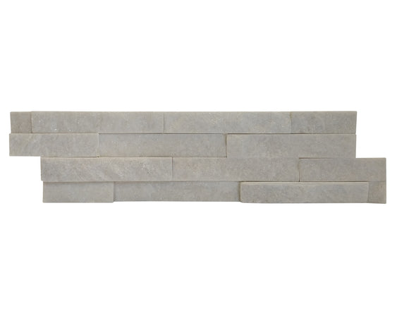 Lockstone -  white quartzite