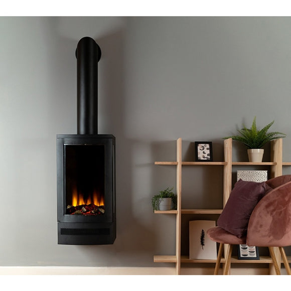 Bramshaw electric stove - wall hung