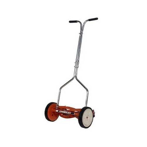 Deluxe Hand Reel Push Mower by American Lawn Mower