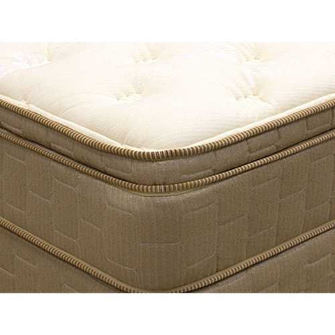 Image of King size 11-inch Thick Quilted EuroTop Innerspring Mattress