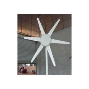 300-Watt 24-Volt 6- Blade Wind Generator with Charge Controller