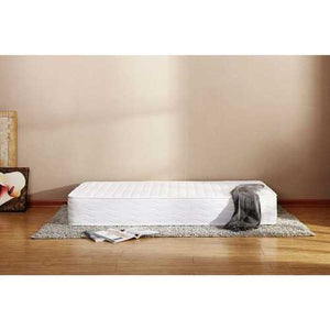 California King 8-inch Talalay Latex Innerspring Hybrid Mattress