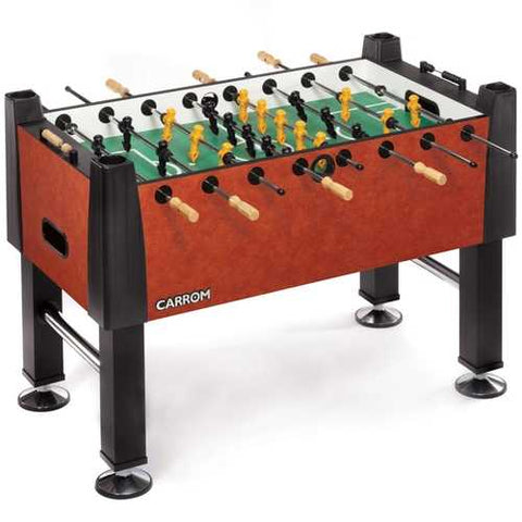 Premium Foosball Table in Moroccan Finish - Made in USA