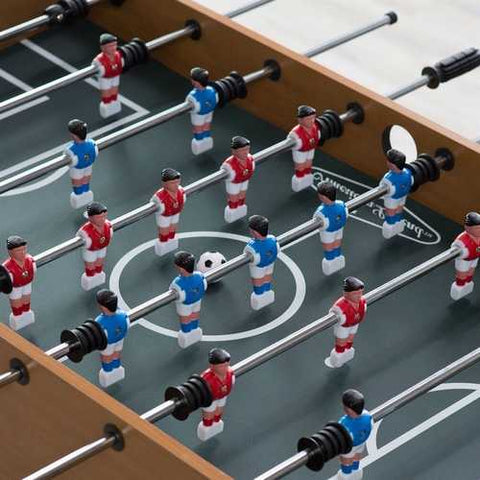 Game Room 52-inch Foosball Table with Abacus Scoring System