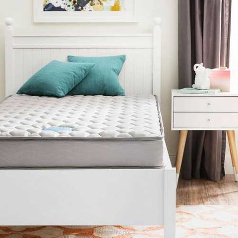 Image of Full XL 6-inch Thick Innerspring Mattress - Medium Firm