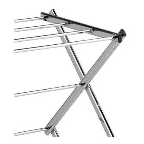 Image of Commercial Clothes Drying Rack Laundry Dryer in Chrome