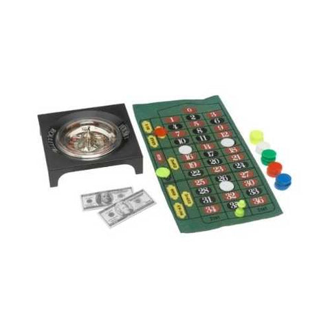 Image of Casino Roulette Game Set