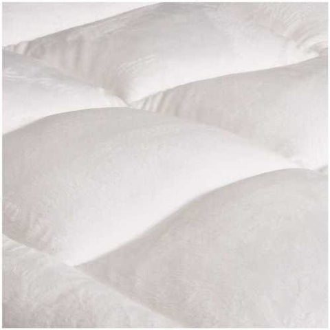 Image of Queen size Super Soft Microplush Mattress Pad