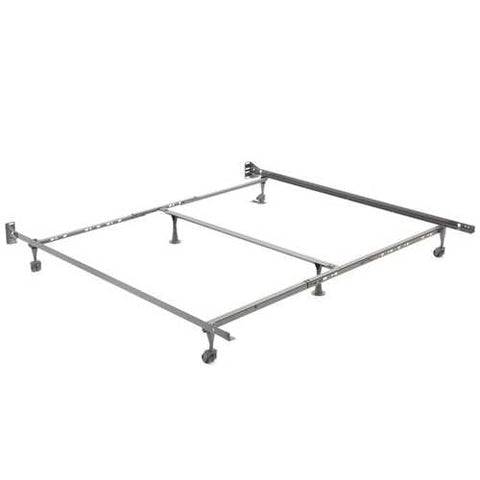 Universal Bed Frame Fits Sizes Twin, XL, Full, Queen, King, & CA King