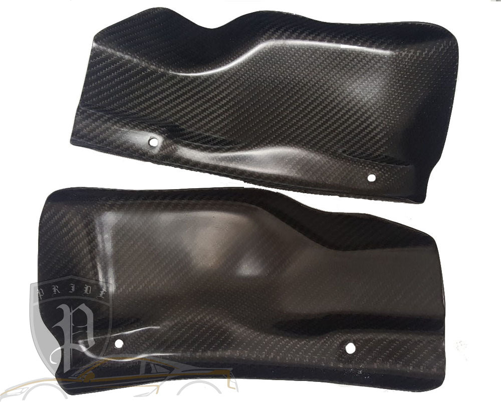 PRIDE CARBON BRAKE DUCTS