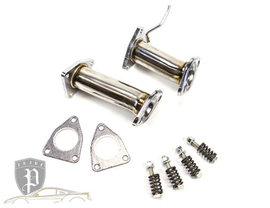 PRIDE NSX 97-99 HEADER ADAPTERS FOR 91-94