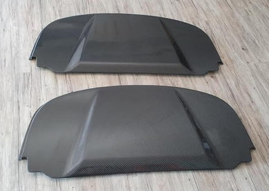 ATR NSX OEM Style Engine Cover - Carbon