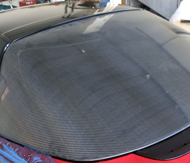 ATR NSX Rear Hatch + Carbon Frame Fully Assembled