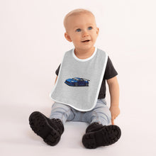 Load image into Gallery viewer, Spoon NSX Embroidered Baby Bib