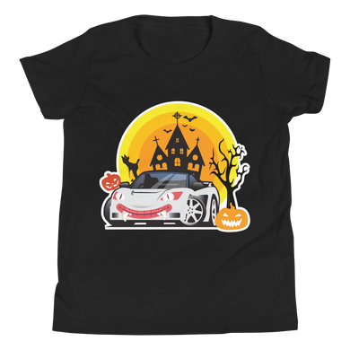 NSX Halloween - Youth Short Sleeve T-Shirt