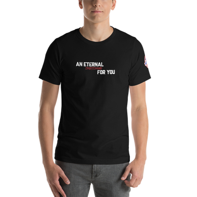 An Eternal Sportsmind For You - Black - Short-Sleeve Unisex T-Shirt