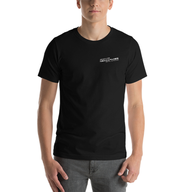 NSXCapades 2019 v2 - Black Short-Sleeve Unisex T-Shirt