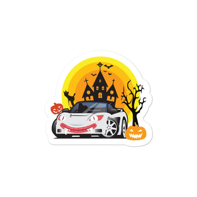 NSX Halloween - Bubble-free stickers