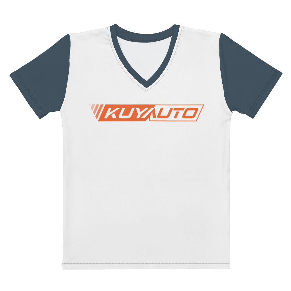 Kuya Auto An Eternal Sportsmind For You - Women's V-neck