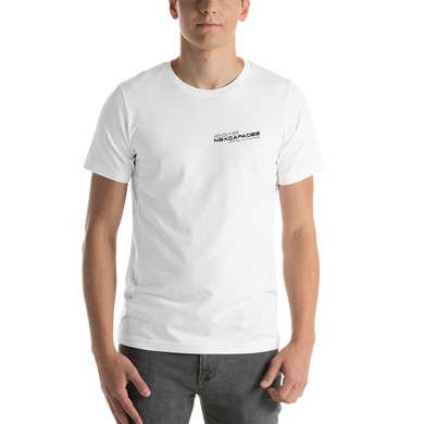 NSXCapades 2019 v2 - White Short-Sleeve Unisex T-Shirt