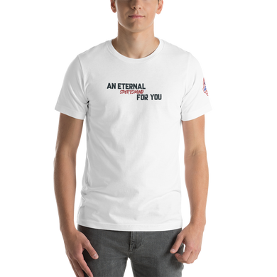 An Eternal Sportsmind For You - White - Short-Sleeve Unisex T-Shirt