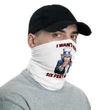 Load image into Gallery viewer, I Want You! Neck Gaiter