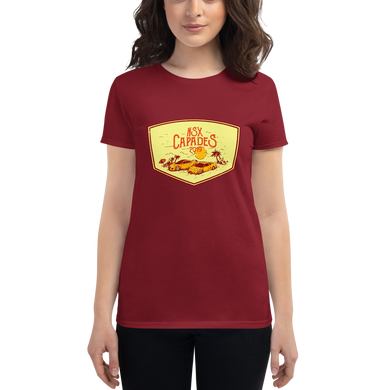 NSXCapades 2019 Women's short sleeve t-shirt