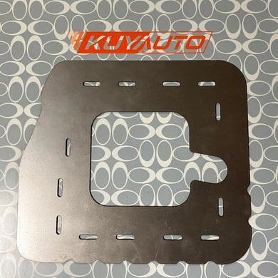 CRF Oil Pan Baffle Plate