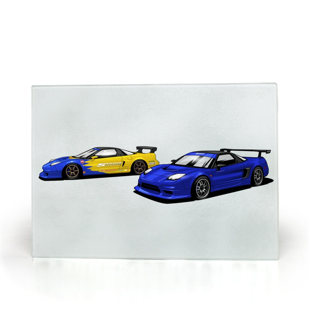 Spoon NSX Glass Cutting Boards