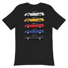 Load image into Gallery viewer, NSXR GT Anime - Unisex Pocket T-Shirt