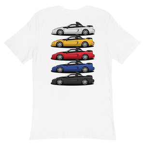 NSXR GT Anime - Unisex Pocket T-Shirt