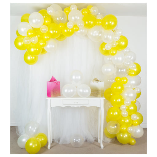 16ft Popcorn Balloon Arch and Garland Kit