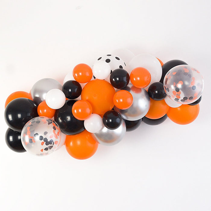 Balloon Garland - Halloween Balloon Arch And Garland Kit (5, 10, 16 Foot)