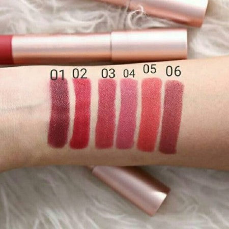 Instaperfect Mattecentric Lip - Wardah