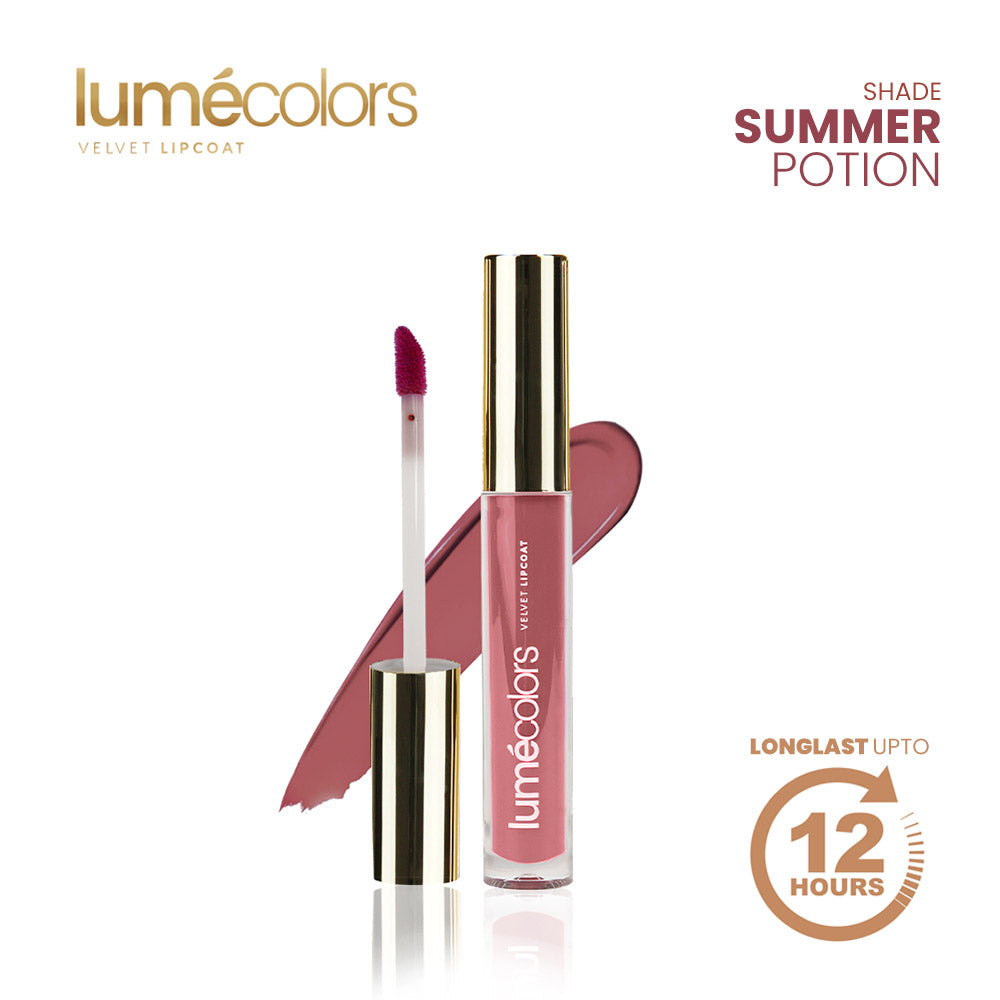 Lumecolors Velvet Lipcoat