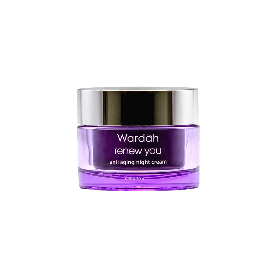 WARDAH Renew You Anti Aging Night Cream 30gr