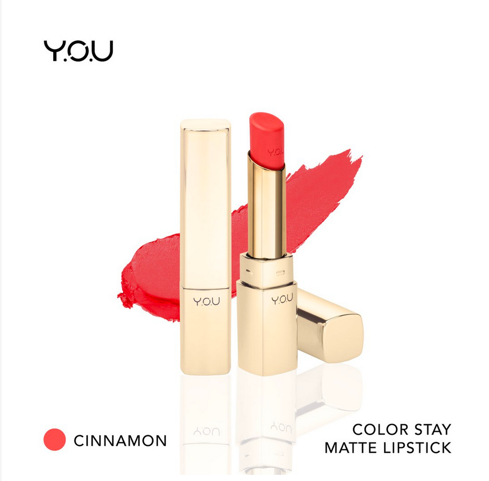 Y.O.U Color Stay Matte Lipstick