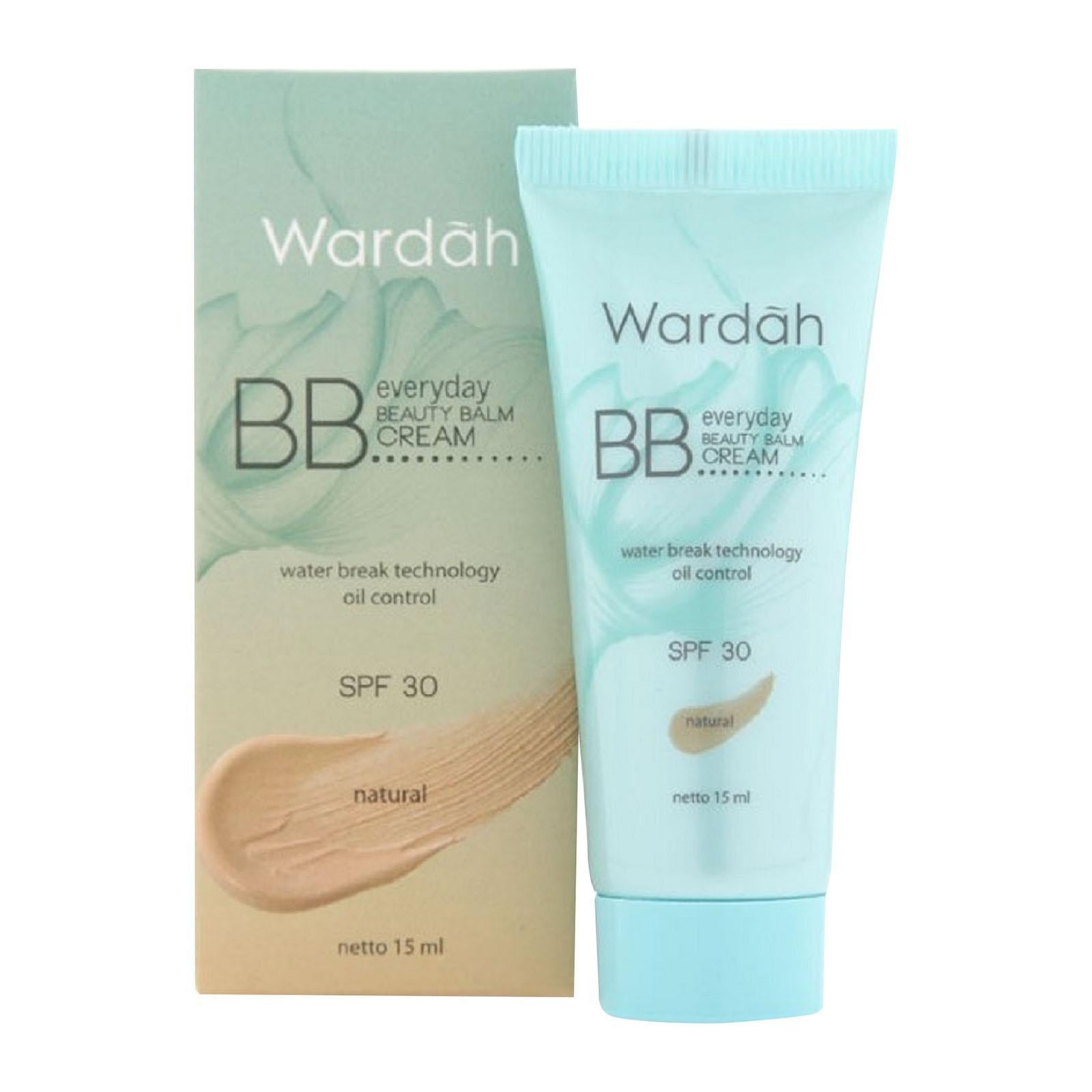 BB Cream Everyday Beauty Balm - Wardah (Oil Control)