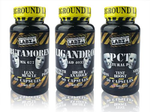 The Top Five Underground Labz Products