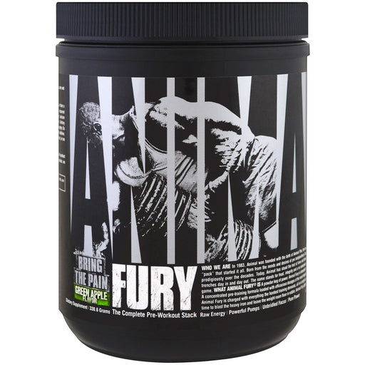 Animal Fury 320g - Supplement Dealz