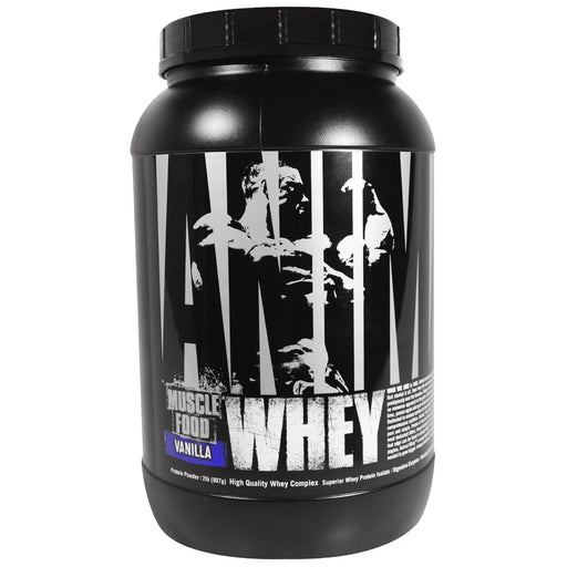 Animal Whey 907g - Supplement Dealz